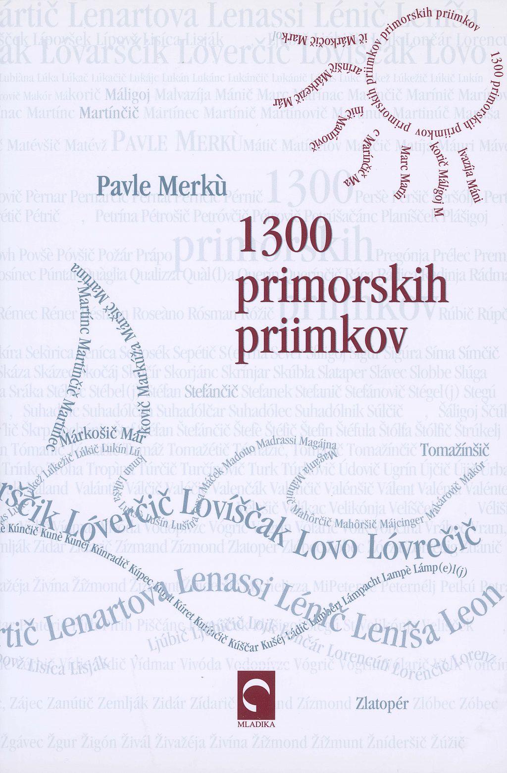1300 primorskih priimkov