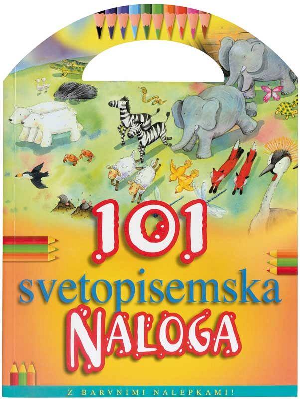 101 svetopisemska naloga