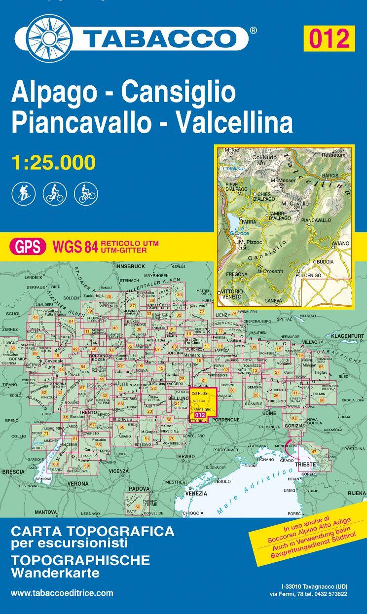 Alpago, Cansiglio, Piancavallo, Valcellina