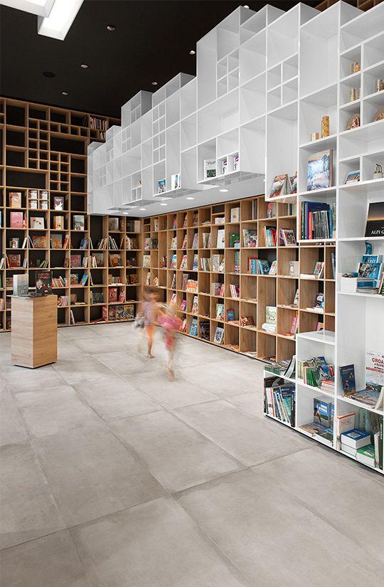 O knjigarni