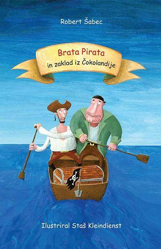 Brata Pirata in zaklad iz Čokolandije