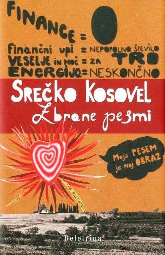Zbrane pesmi – Srečko Kosovel
