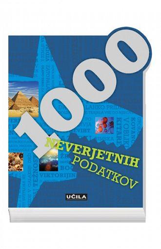 1000 neverjetnih podatkov