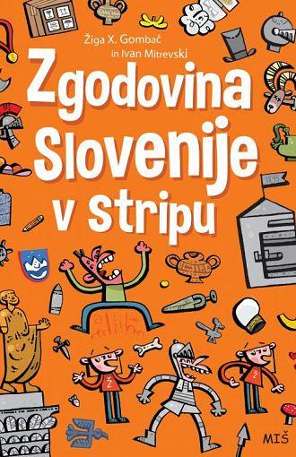 Zgodovina Slovenije v stripu