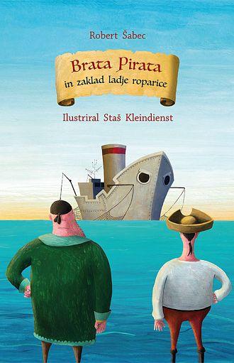 Brata Pirata in zaklad ladje roparice