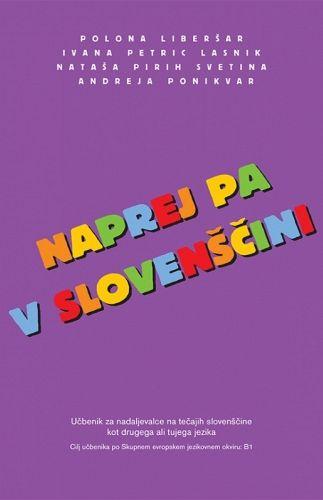 Naprej pa v slovenščini