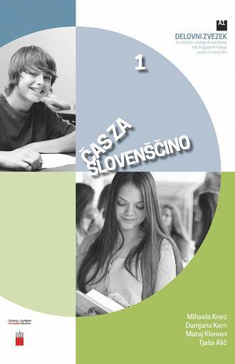 Čas za slovenščino 1- Delovni zvezek