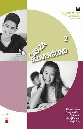 Čas za slovenščino 2 – Delovni zvezek