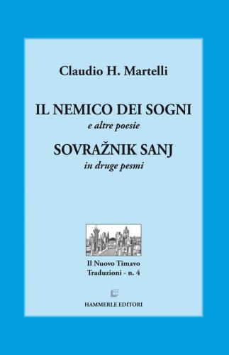 Il nemico dei sogni / Sovražnik sanj (pubblicazione multilingue)