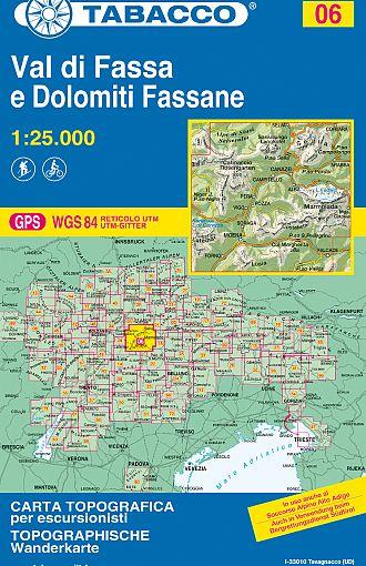 Val di Fassa e Dolomiti Fassane
