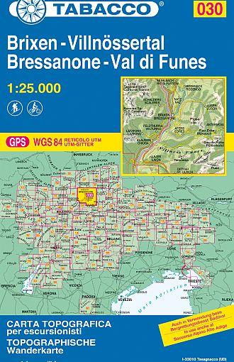 Bressanone, Val di Funes / Brixen, Villnössertal