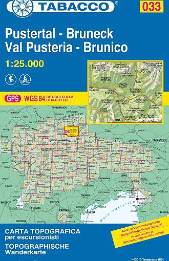 Val Pusteria, Brunico / Pustertal, Bruneck