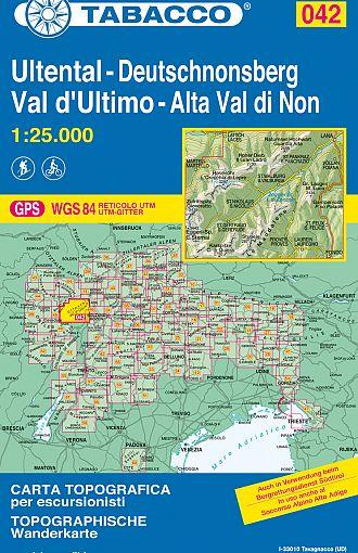 Val d'Ultimo, Alta Val di Non / Ultental, Deutschnonsberg