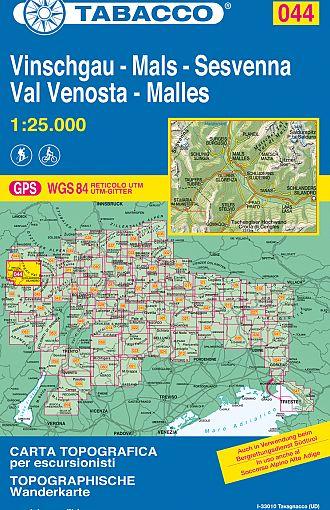 Val Venosta, Malles / Vinschgau, Mals, Sesvenna