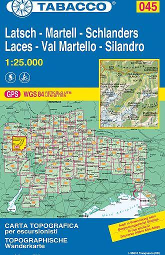 Laces, Val Martello, Silandro / Latsch, Martell, Schlanders