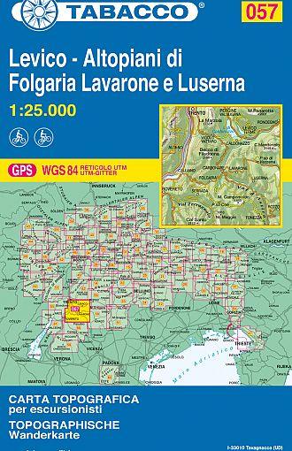 Levico, Altopiani di Folgaria Lavarone e Luserna