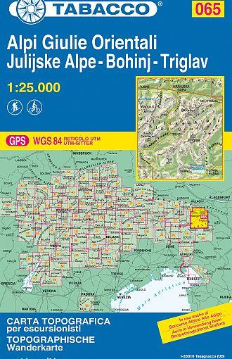 Alpi Giulie Orientali / Julijske Alpe, Bohinj, Triglav