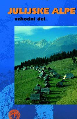 Julijske Alpe vzhodni del, 1:50.000 planinska karta