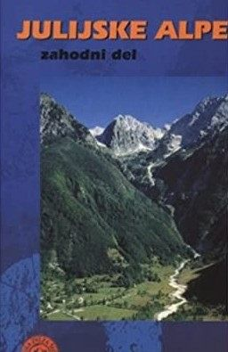 Julijske Alpe zahodni del, 1:50.000 planinska karta