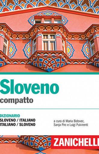 Sloveno compatto. Dizionario sloveno-italiano, italiano-sloveno (publikacija je večjezična)