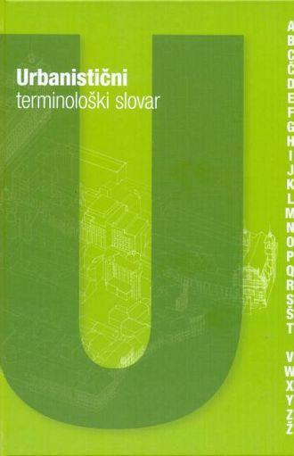 Urbanistični terminološki slovar (publikacija je večjezična)