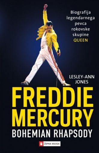 Freddie Mercury: Bohemian Rhapsody
