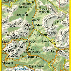 Alta Badia, Arabba, Marmolada