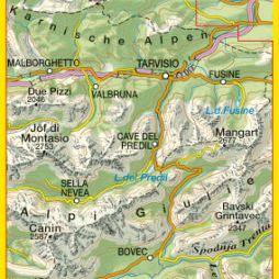 Alpi Giulie Occidentali, Tarvisiano