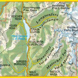 Alta Val Venosta / Vinschgauer Oberland