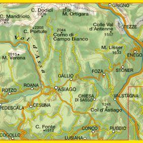 Altopiano dei Sette Comuni, Asiago, Ortigara