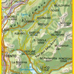Altopiano di Pinè, Valli di Cembra e dei Mocheni